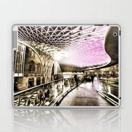 Futuristic London Art Laptop & iPad Skin