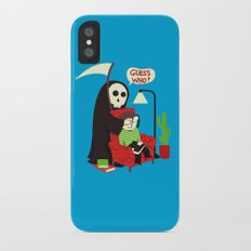 Guess Who iPhone X Slim Case