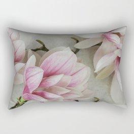 Toughts Of Spring Rectangular Pillow