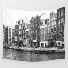 Love, Amsterdam Wall Tapestry