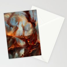 Bloodstained Mire Stationery Cards