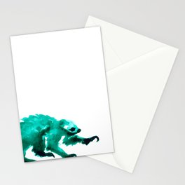 Super Sloth Stationery Cards