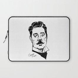 Giacomo Puccini Laptop Sleeve