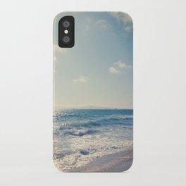 soft tide iPhone Case