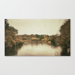 Lake in Ireland Canvas Print