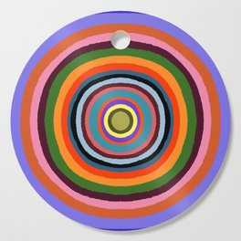 Technicolor dream 002 Cutting Board