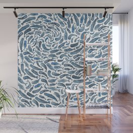 Whale, Sperm Whale Wall Mural