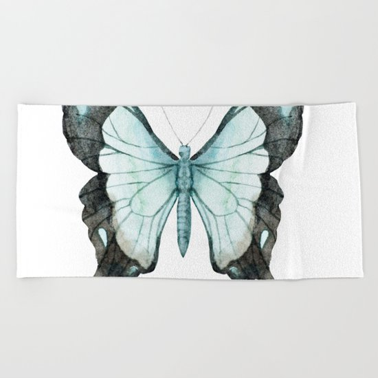 Butterfly 11 Beach Towel