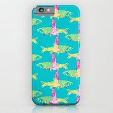 Flamingos and Fish iPhone 6s Slim Case