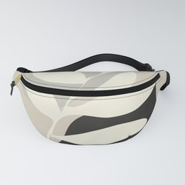 abstract minimal 33 Fanny Pack