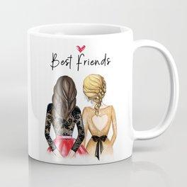 Friendship gift/ unique best friends gift Coffee Mug