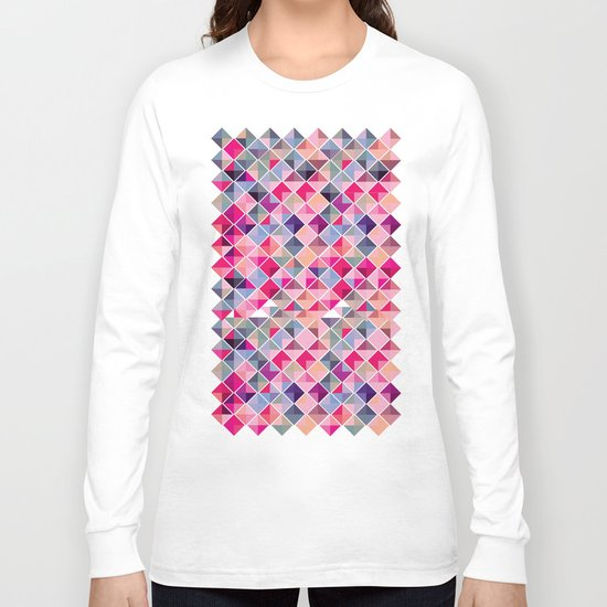 Block Party! Long Sleeve T-shirt