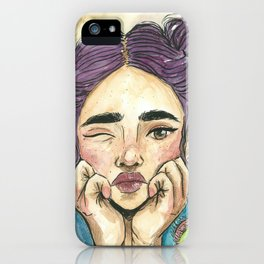 Girls Are From Venus iPhone Case