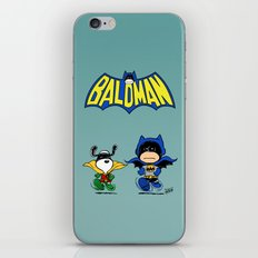 Baldman iPhone & iPod Skin