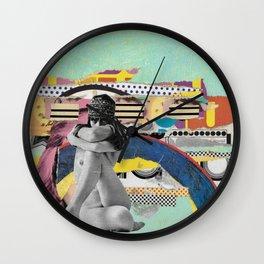 Pop 1 Wall Clock