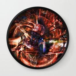 Brazza Wall Clock