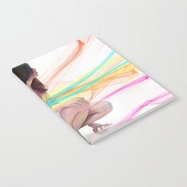Natasha with Veils Notebook