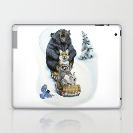 The Big Hill Laptop & iPad Skin
