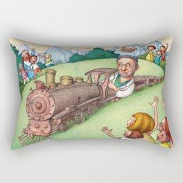 World Doctor Rectangular Pillow