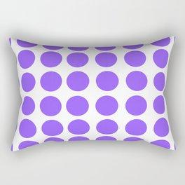 Biyona's Design - Polka Dots Pattern Rectangular Pillow