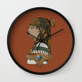 Egyptopia Wall Clock