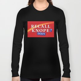 Recall Knope Long Sleeve T-shirt