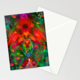Late September Blooming Thoughts Stationery Cards