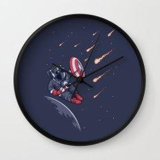 Heroic Time! Wall Clock