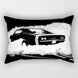 Charger R/T (Reverse) Rectangular Pillow