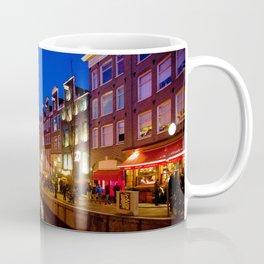 Red Lights Coffee Mug