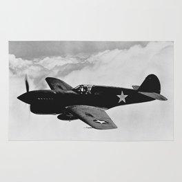 P-40 Warhawk Rug