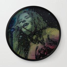 Cosmic Janis Wall Clock