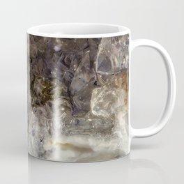 Tiny geode crystal cave #2 Coffee Mug