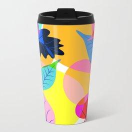 Fleurs Travel Mug