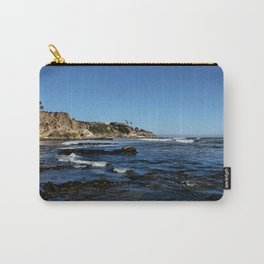 The Cliffs of Pismo Beach Carry-All Pouch