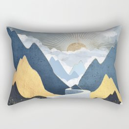 Bright Future II Rectangular Pillow