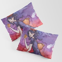 Kiki's Sunset Delivery Pillow Sham