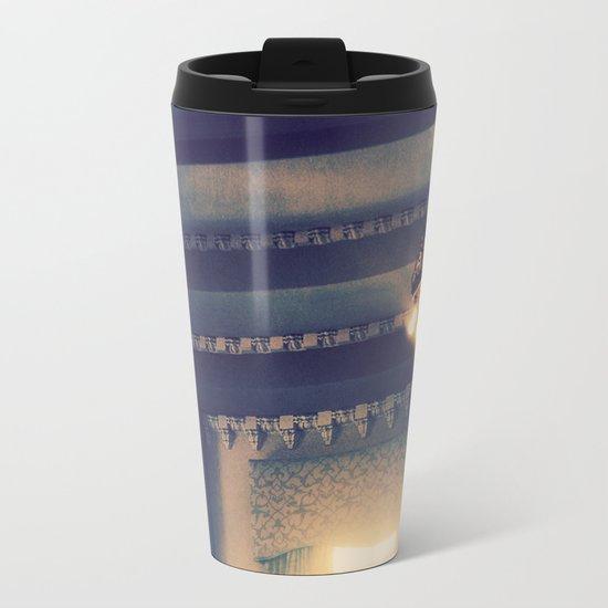 Glimmer Metal Travel Mug