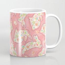 Spring Flora and Fauna Coffee Mug