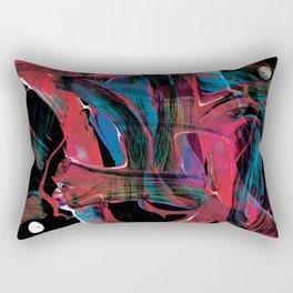 Nuptial Dance Rectangular Pillow