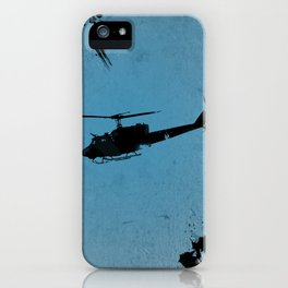 Apache iPhone Case