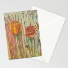 When Owls Get Weird  Stationery Cards