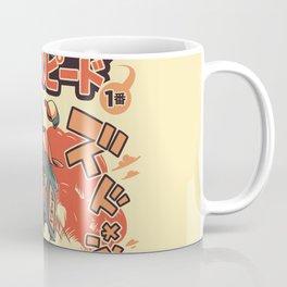 Ramen Rider Coffee Mug