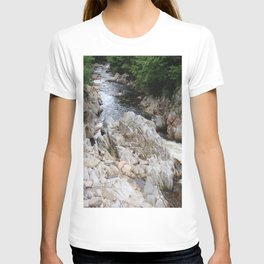 Gorge Aerial View T-shirt