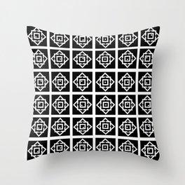 ReyStudios Monochromatic 1 Throw Pillow