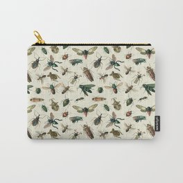 Insects Carry-All Pouch
