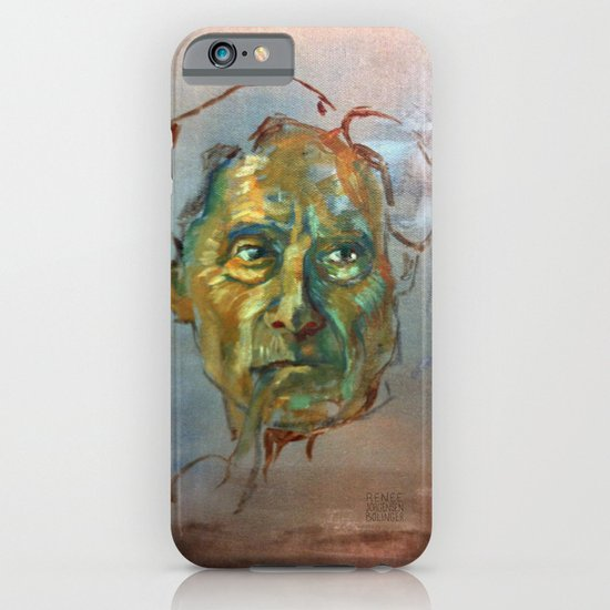 Bertrand Russell iPhone & iPod Case