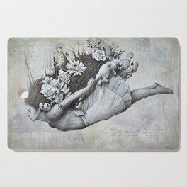 Le jardin d'Alice Cutting Board