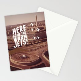 Here They Come! Stationery Cards