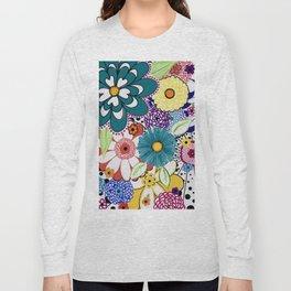 Bloomin' Flowers Long Sleeve T-shirt